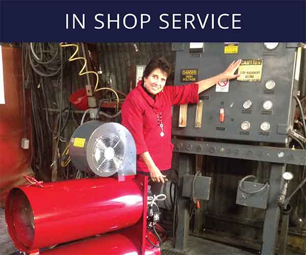 In Shop Service Image