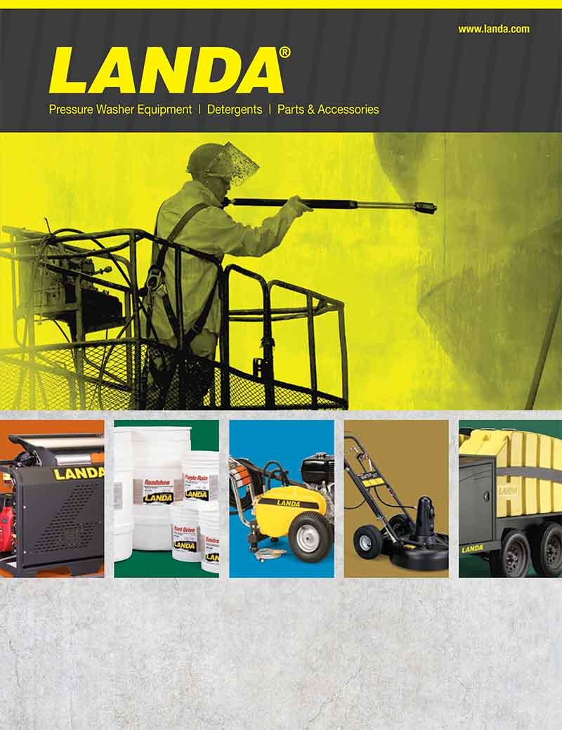 Landa Catalog Cover