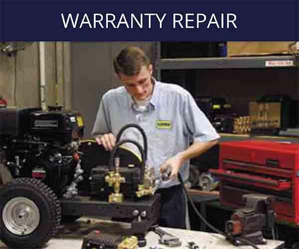 Warranty Repair Image
