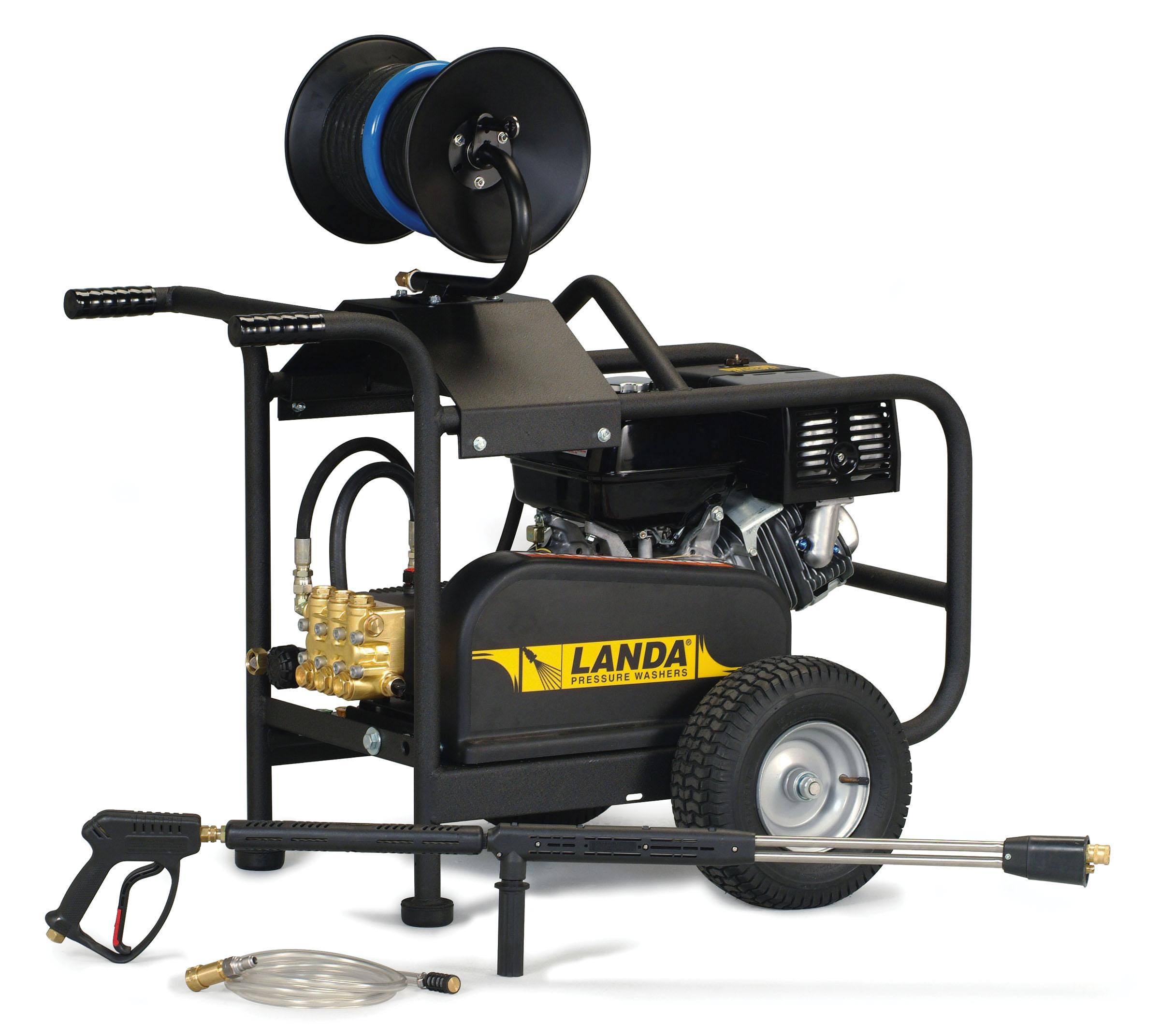 Pressure Washing Equipment : Industrial equipment pressure washers