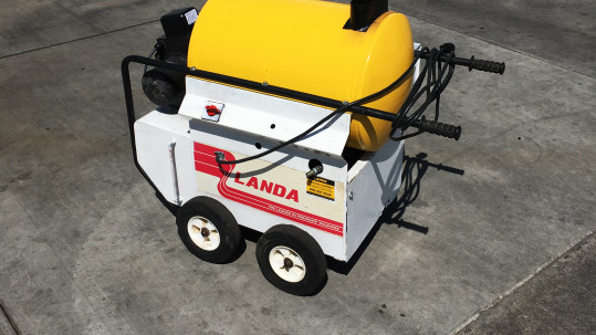 Rebuild LANDA Hot Water Pressure Washer