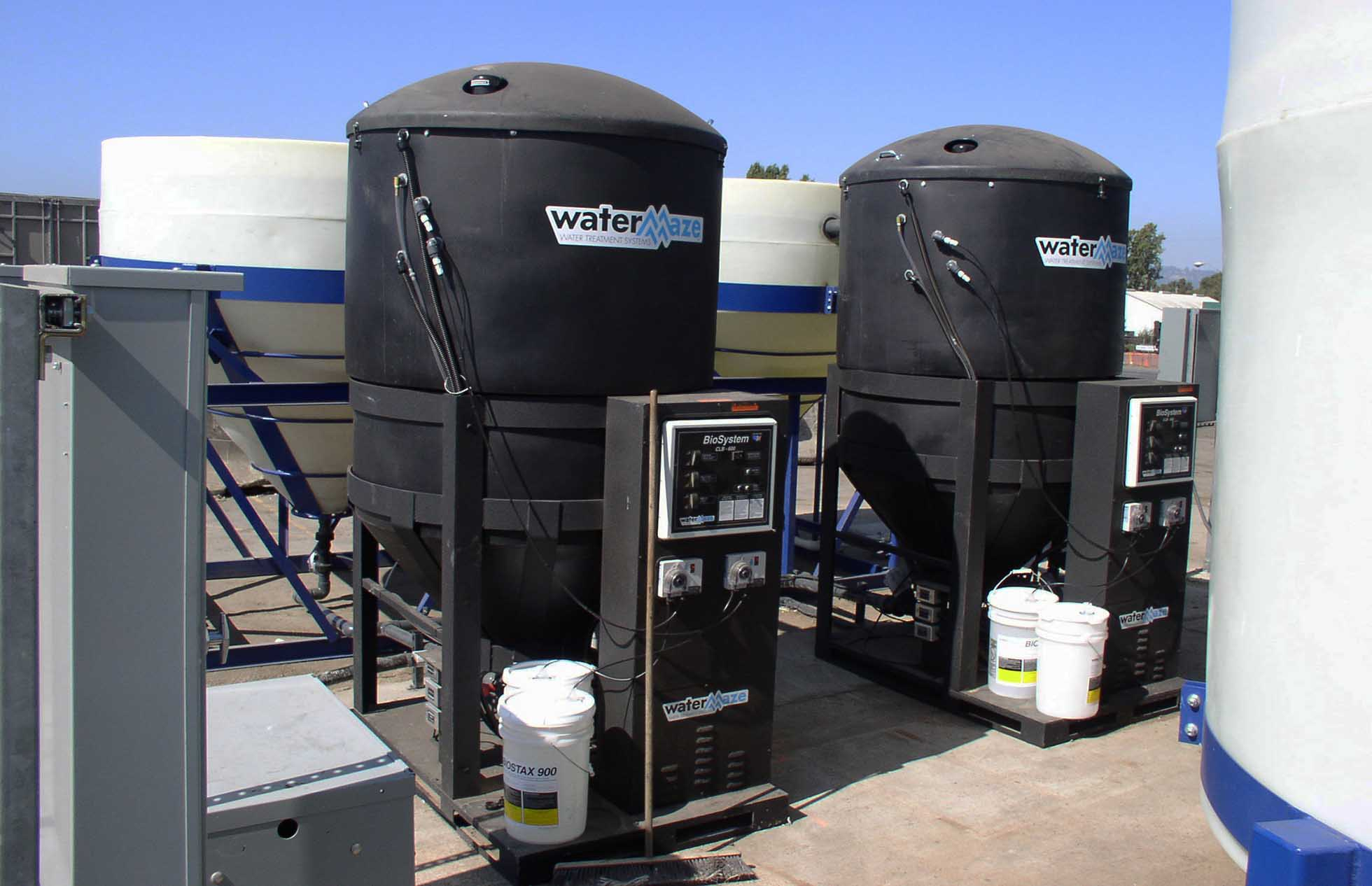 Water Treatment Solutions Of All Types