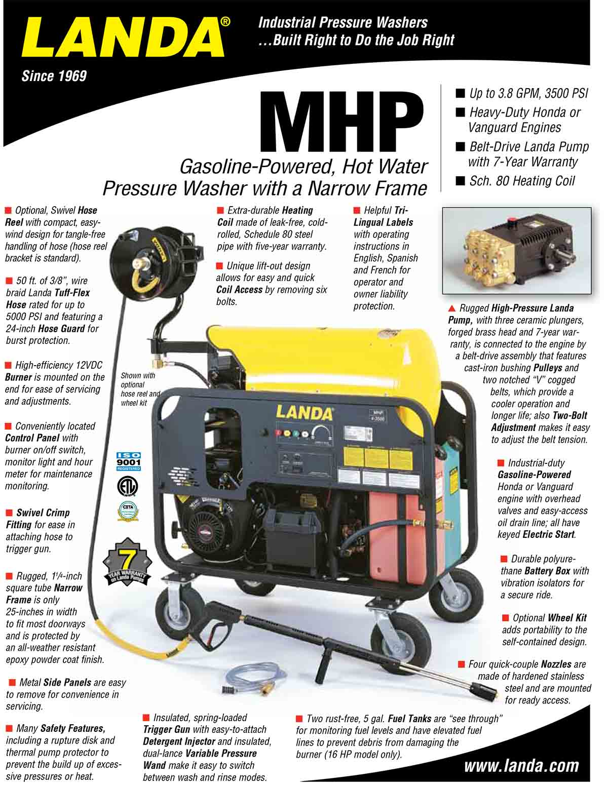 High Pressure Washer Wiring Diagram Hot Water Modern Design Of Hotsy Landa Switch
